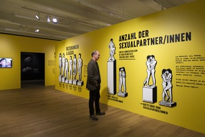 Picture: Stefan Sagmeister. The Happy Show