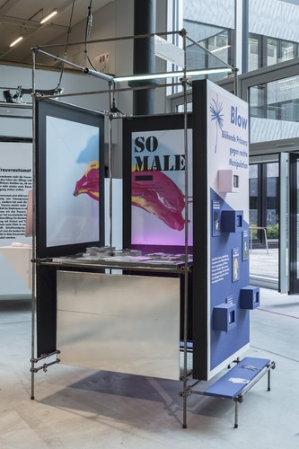 Picture: 2018 Diplomausstellung Design, Trends & Identity BA und MA
