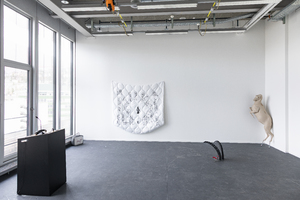 Picture: Mute Creatures_Installation view