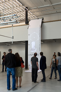 Bild:  Design and Technology Lab Ausstellung 2014