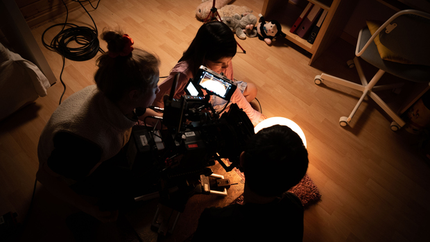 Picture: Anna Dongmu (Making-of)