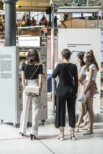 Picture: Diplomvernissage 2018