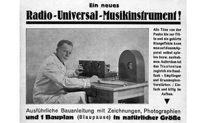 Bild:  Synthesizer
