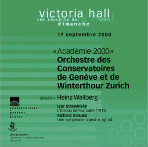 Picture: 2000|doku-cd|Orchesterakademie|Cover