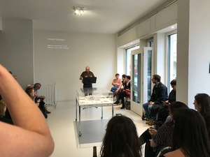 Bild:  Book-Launch Scripted Culture