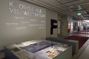 Picture: 2 Diplomausstellung Design: Knowledge Visualization