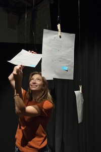 Bild:  Noemi Egloff, BA of Arts in Theater, Vertiefung Dramaturgie