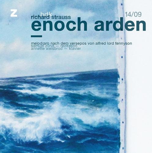 Bild:  14|2009|zhdk records|enoch arden|Cover