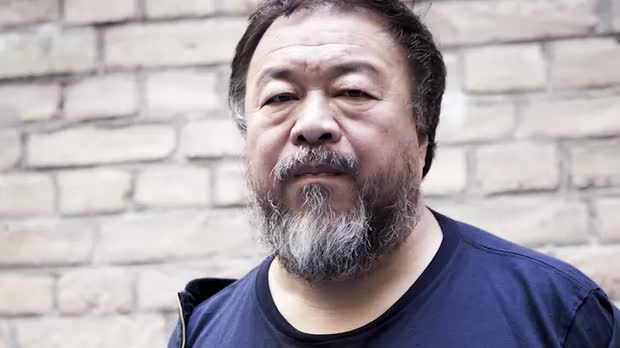 Picture: Ai Weiwei in Conversation with Michael Schindhelm