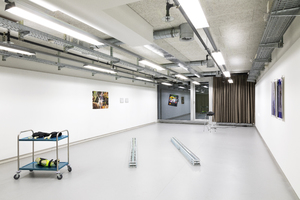 Picture: Tesla of Justice_Installation view