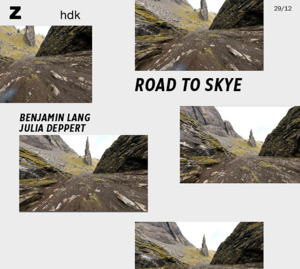 Bild:  29|2012|zhdk records|Road to skye