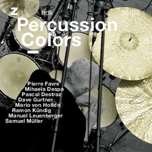 Bild:  16|2009|zhdk records|Percussion Colors|Booklet
