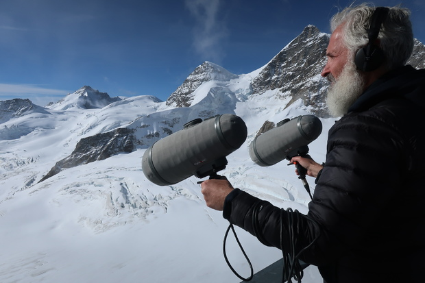 Bild:  Mapping the Sound Ecology of the Swiss Alps