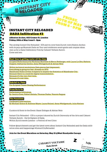 Bild:  Infiltration #3, Instant City Reloaded - ICR
