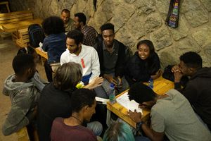 Bild:  Exchange and project-based collaboration with «Addis Ababa University»