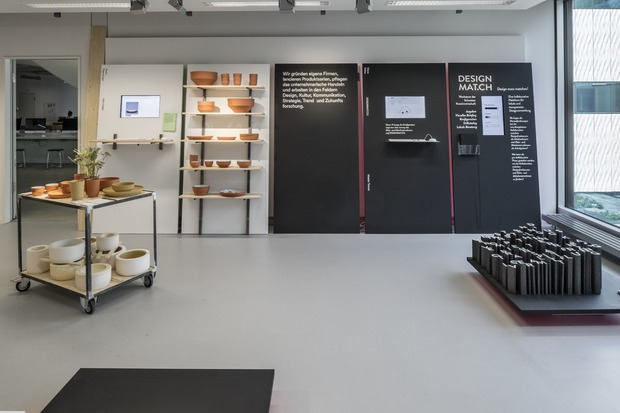 Picture: Diplomausstellung: BA Style&Design, Master Design
