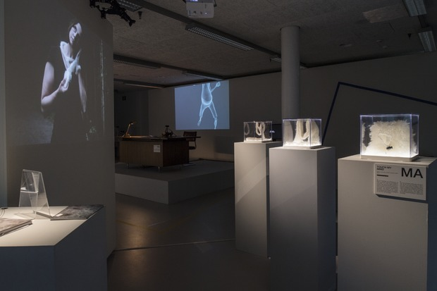 Picture: Diplomausstellung Design_MA Interaction Design