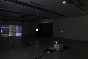 Bild:  Interconnections 02 - New Screen-Based and Projection Art from Poznan and Zurich