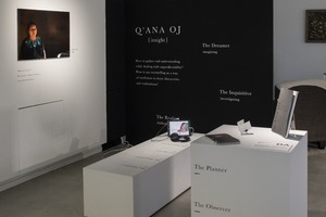 Picture: Diplomausstellung BA Interaction Design