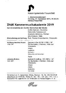 Picture: Flyer Frauenfeld