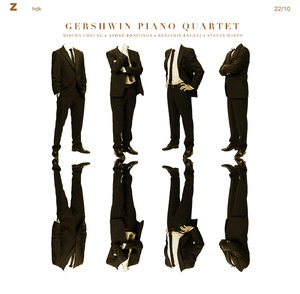 Bild:  22|2010|zhdkrecords|Gershwin Piano Quartet