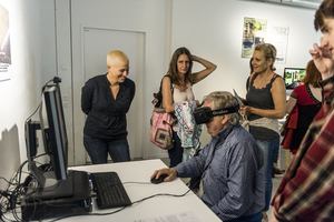 Bild:  Vernissage, Diplomausstellung 2016