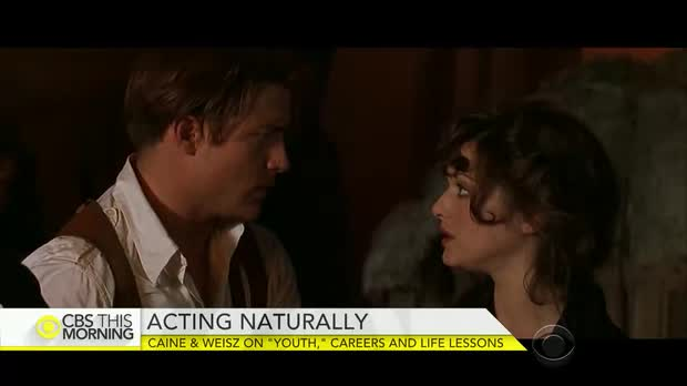 Picture: acting naturally