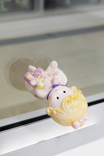 Bild:  Floaters (Doll, Pig, Tiger, Bear, Curly Pig)