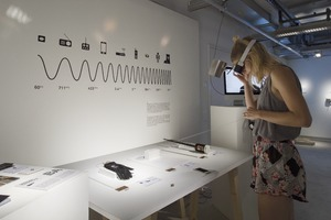 Bild:  Diplomausstellung Interaction Design