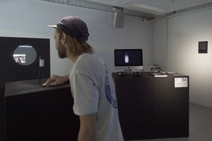 Picture: Diplomausstellung Interaction Design
