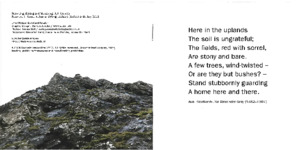 Bild:  29|2012|zhdk records|ROAD TO SKYE|Booklet, Inlay