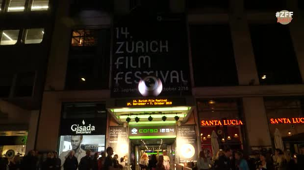 Bild:  Opening Night ZFF 2018