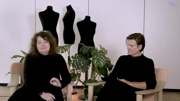 Bild:  'Maddy the Model' - Interview mit Jane Magnusson und Lars Kumlin
