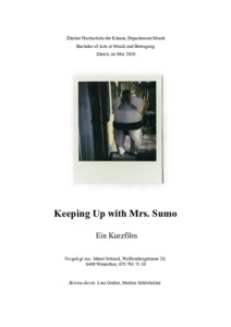 Picture: Keeping Up with Mrs. Sumo